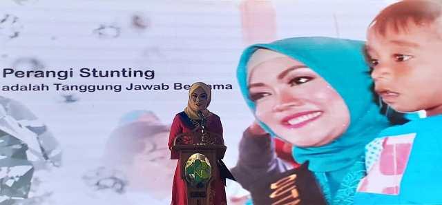 Duta Parenting Maluku Berbagi Pengalaman di Puncak Peringatan HGN 2020