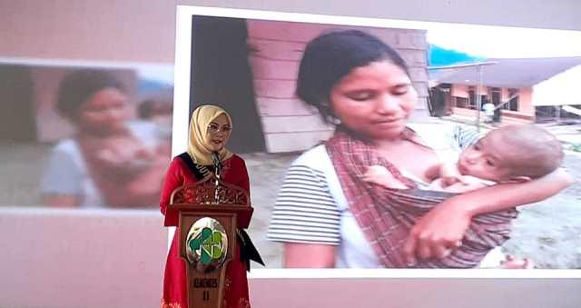 Atasi Stunting, Duta Parenting Maluku Minta Dukungan Pemerintah Pusat