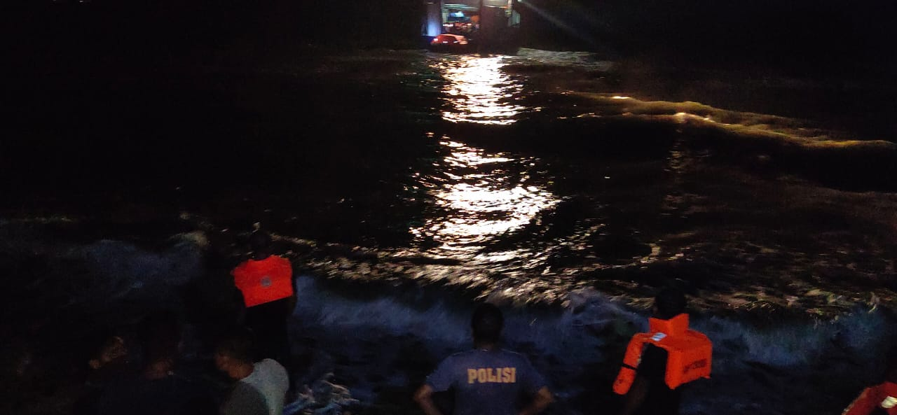 KMP Terubuk Nyaris Tenggelam, Seluruh Penumpang Selamat