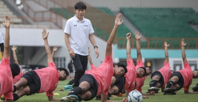 Duo Lestaluhu Masuk Deretan Pemain Timnas Indonesia U-19 Pilihan Tae Yong