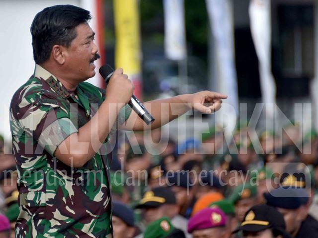 Pilkada 2020, Panglima TNI dan Kapolri Instruksi Prajurit Netral