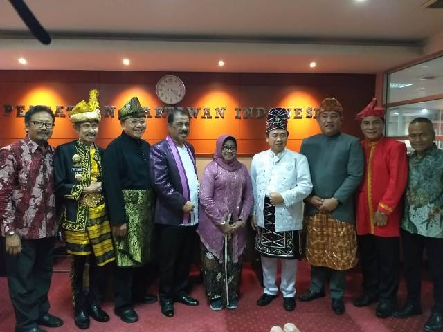 Anugerah Kebudayaan PWI, Wali Kota Ambon akan Presentasi 'Kota Musik'