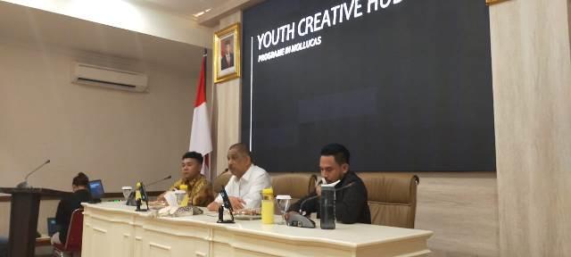 Pemkot Ambon Dukung Pembangunan 'Creative Hub'