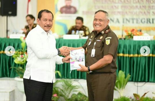 Ini 7 Penegasan Jambin Kejagung Kepada Jajaran Kejati Maluku