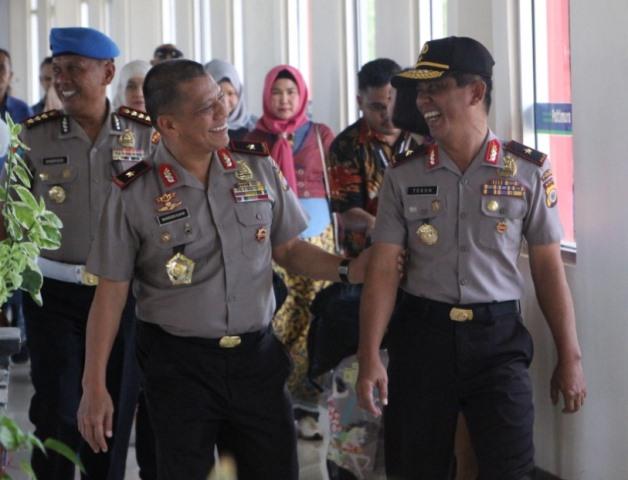 Tiba di Ambon, Kapolda Maluku Mendadak Dipanggil Balik Lagi ke Jakarta