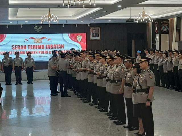 Baharuddin Djafar Resmi Jabat Kapolda Maluku