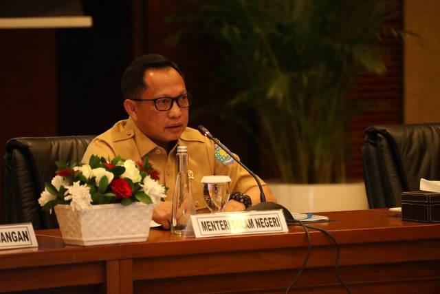 Mendagri Perintahkan Pejabat Kemendagri Turun Langsung Ke Daerah Percepat Pengelolaan Dana Desa