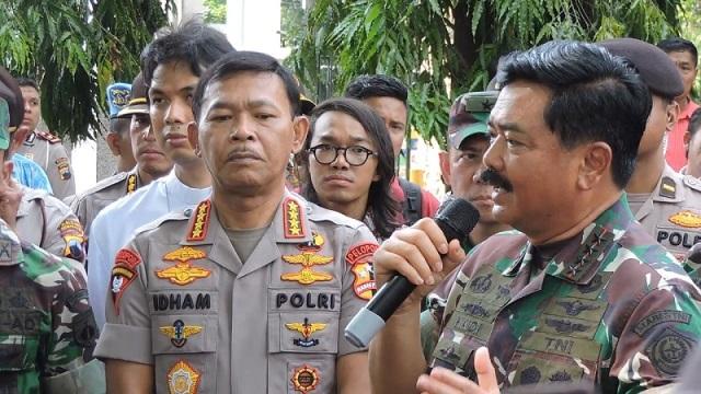 Panglima TNI & Kapolri Lepas Pemulangan Jenazah Prajurit Korban Heli Asal Negeri Iha Siang Nanti