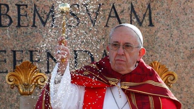 3 September 2020, Paus Fransiskus akan Pimpin Misa di Ambon