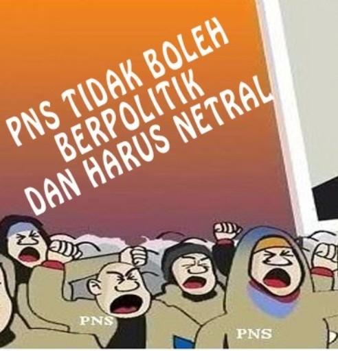 Kepala BKN: PNS di Maluku Harus Netral Saat Pilkada