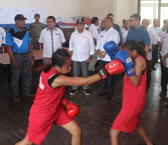 Menpora Minta PPLP Maluku Lahirkan Atlet Berbakat