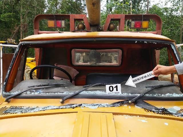 Dugaan Illegal logging di Siwalalat, Bos CV SBM Ngaku Punya Izin Pengelolaan Hutan