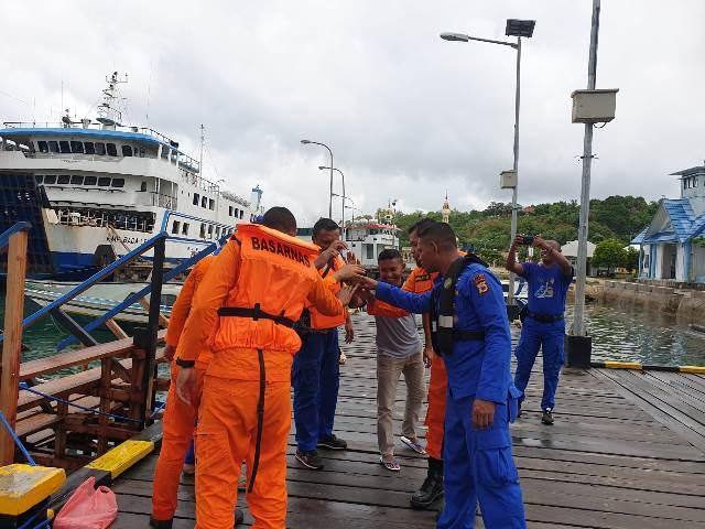 Tim SAR Lanjut Cari Longboat yang Hilang Kontak di Perairan Buru