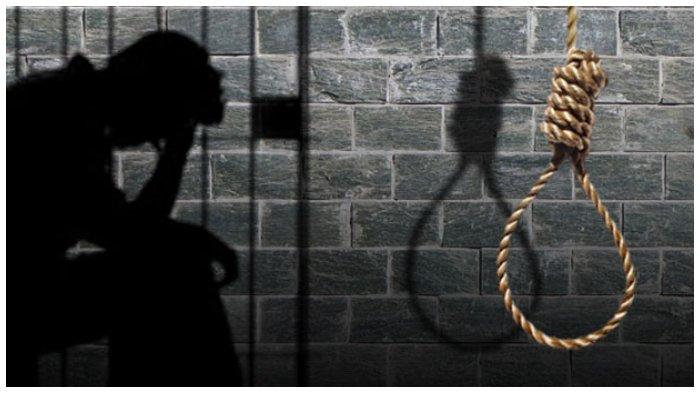 Stres, Tahanan Polsek Elpaputih Tewas Gantung Diri