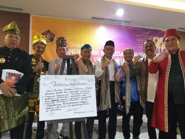 HPN 2020, Wali Kota Ambon Berbagi Pengalaman Jadikan 'Ambon Kota Musik'