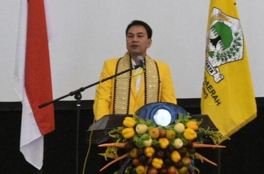 Besok Musda Golkar Maluku Dibuka Waketum Azis Syamsudin