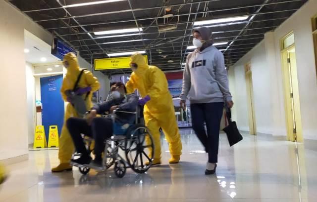 Antisipasi Virus Corona, AP I Gelar Simulasi di Bandara Pattimura
