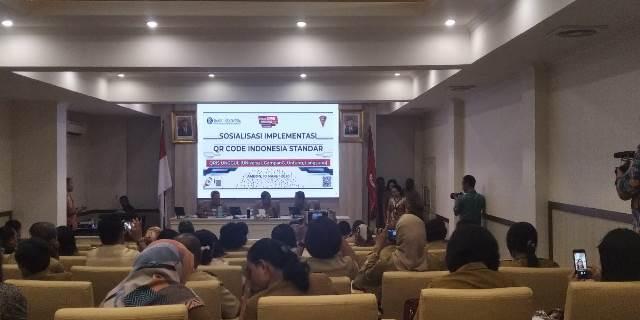 BI Sosialisasi QRIS Bagi ASN Pemkot Ambon