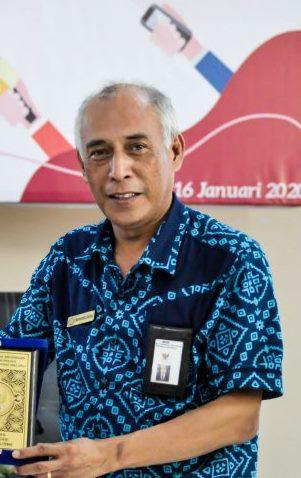 Maluku Masih Bebas Dari Corona, Pegawai BPK Tetap Berkantor