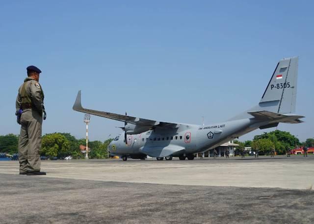 Pesawat Patroli Maritim Dikerahkan Cari ABK KM Sanjaya-33