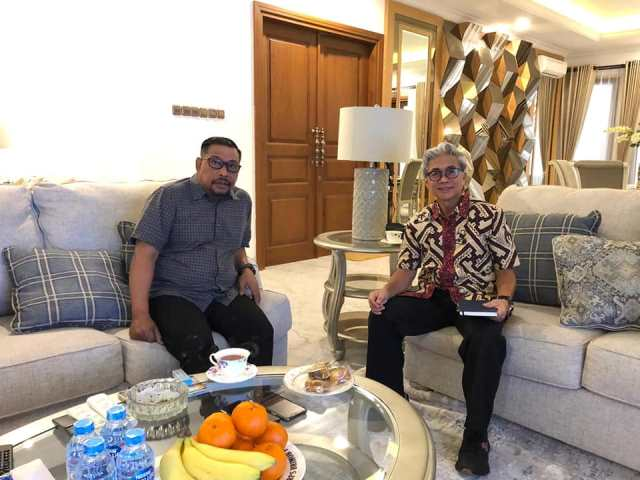 Kepala SKK Migas & Gubernur Maluku Bahas Percepatan Pembangunan Blok Masela