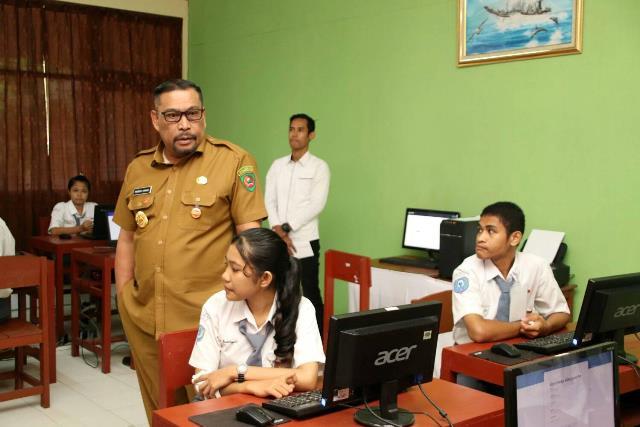 Gubernur Maluku: Tak Ada Libur Sekolah