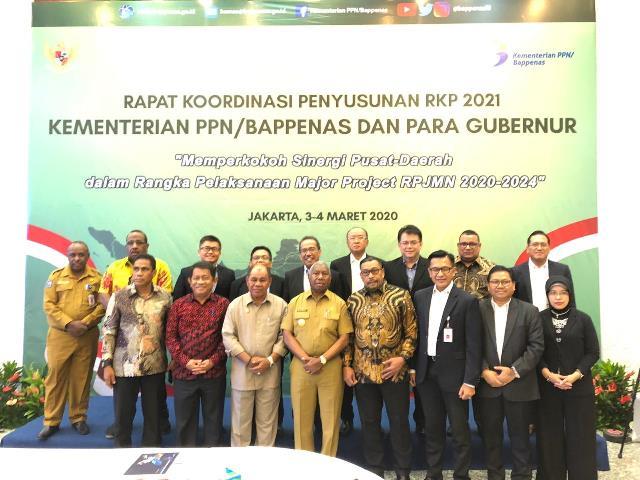 Gubernur Maluku Ajukan Rp 7,8 T Masuk RKP 2021