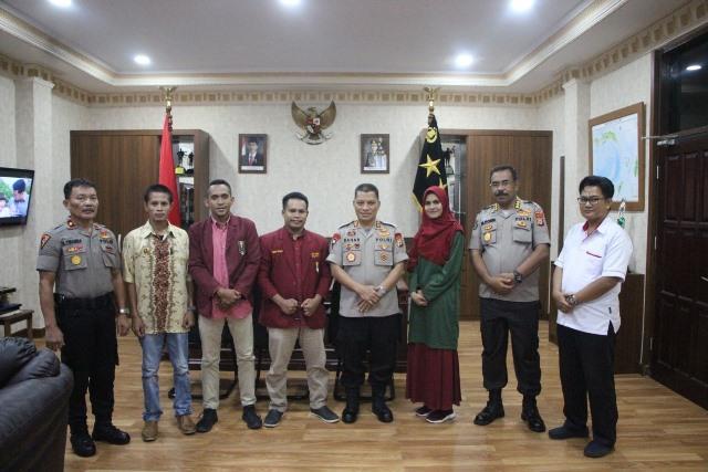 IMM Dukung Kapolda Maluku Jaga Situasi Kamtibmas