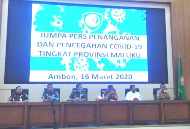 Cegah Corona, Gubernur Maluku Larang ASN Keluar Daerah