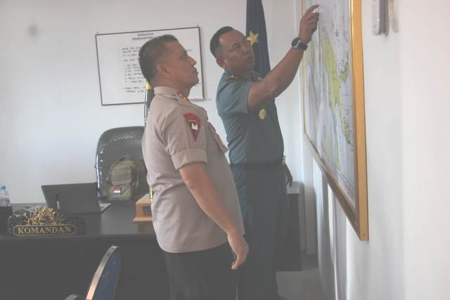 Kapolda: Sinergitas TNI – Polri di Maluku Jadi Contoh