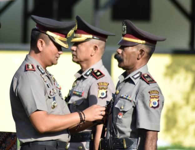 Arey Jabat Kabag Perencanaan Polres SBT Ganti Fredy Djamal