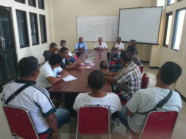 Antisipasi Virus Corona, KONI Maluku Hentikan Sementara Pelatda PON 2020