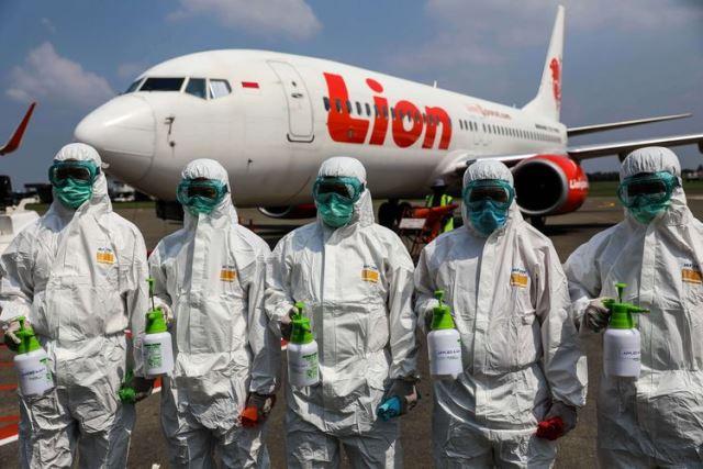 Papua Tutup Akses Penumpang, Lion Air Stop Terbang