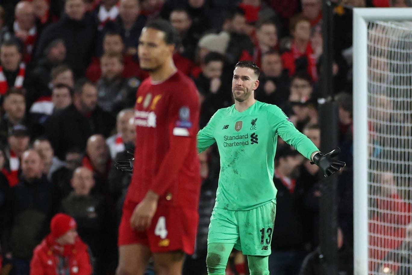 Liverpool Tersingkir Dari Liga Champions