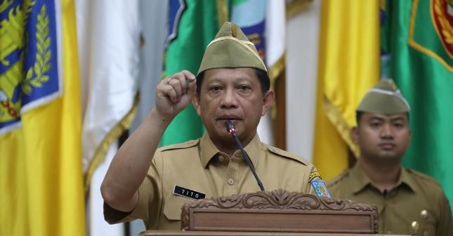 Cegah Terpapar Corona, Mendagri Minta Kepala Daerah Hingga DPRD Tak ke Luar Negeri