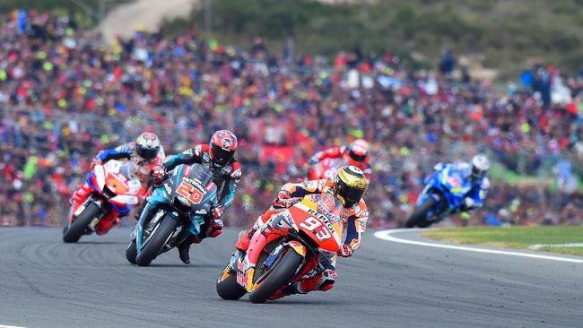 Seri Argentina Diundur, Ini Jadwal Baru MotoGP 2020
