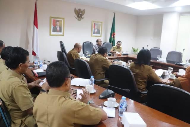 Dorong Percepatan Pembangunan Maluku, Wakil Ketua DPD Bertemu Pemprov