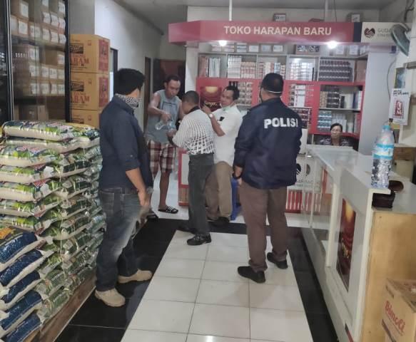 Antisipasi 'Panic Buying', Polda Maluku Sidak