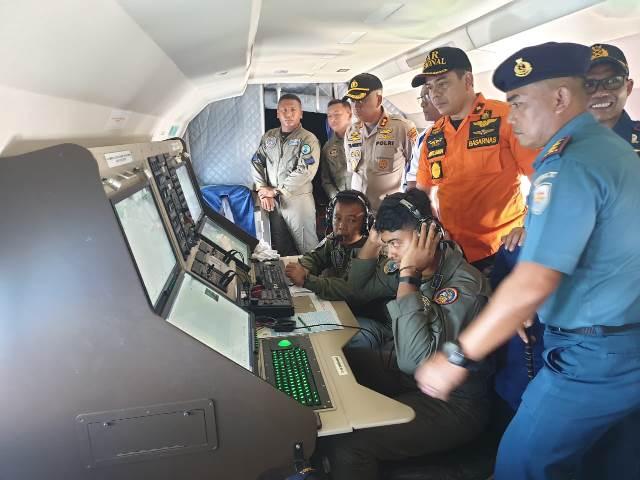 Tim SAR Hentikan Pencarian 1 ABK KM Sanjaya-33
