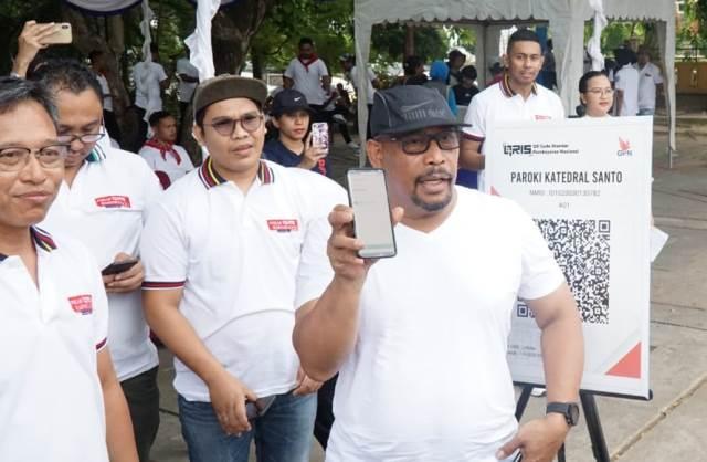 Puncak Pekan QRIS di Ambon, Jumlah 'Merchant' Meningkat