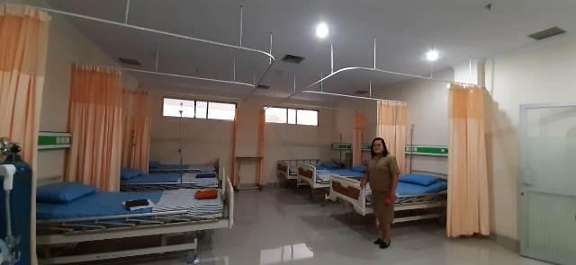 RSUD Haulussy Siapkan Ruang Isolasi Bagi Pasien Corona