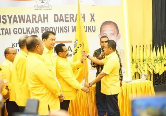 Ramly Pimpin Golkar Maluku