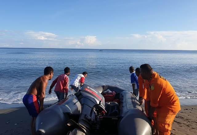 Nelayan Buru Belum Ditemukan