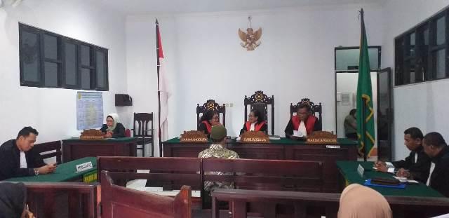Terbukti Korupsi ADD & DD, Kades Tihuanan Divonis 4 Tahun Penjara