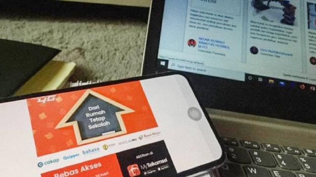 Telkomsel Gratiskan 30GB Bagi Mahasiswa Belajar Dari Rumah