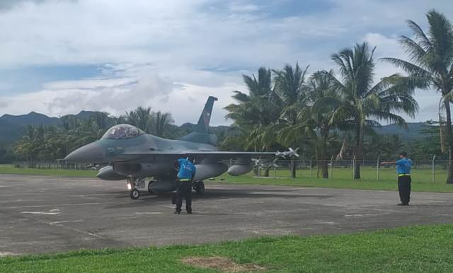 Operasi Trisakti-20, Lanud Pattimura Jadi 'Home Base' F-16