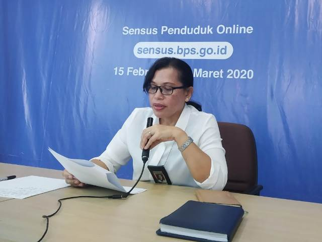Maret 2020, BPS: Kota Ambon Deflasi 0,71 Persen