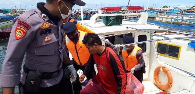 Jatuh Dari Kapal, ABK KM Risma Jaya Terdampar di Aru