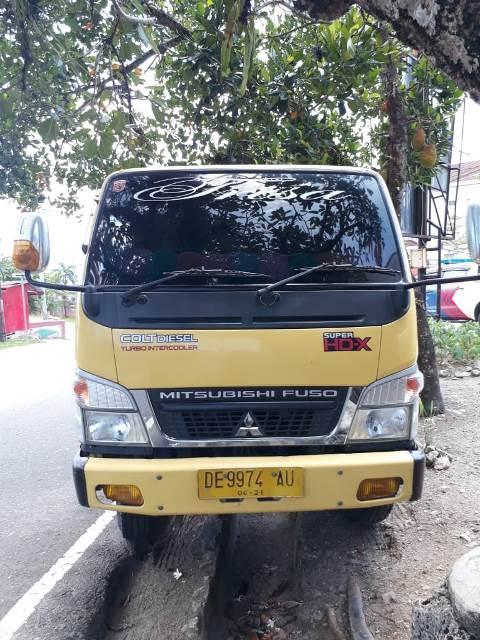Warga Taeno Tewas Ditabrak Dump Truck
