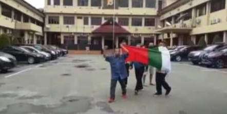 Arak Bendera Ke Mapolda Maluku, 3 Simpatisan FKM/RMS Diciduk